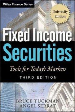 Fixed Income Securities (eBook, PDF) - Serrat, Angel; Tuckman, Bruce