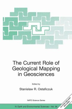 The Current Role of Geological Mapping in Geosciences (eBook, PDF)
