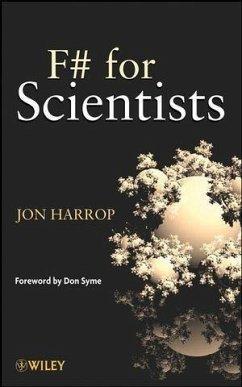 F# for Scientists (eBook, ePUB) - Harrop, Jon