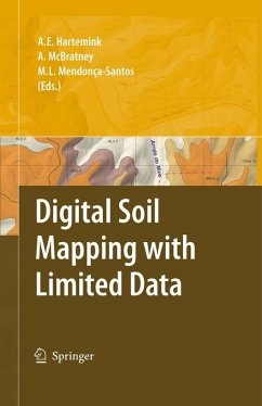 Digital Soil Mapping with Limited Data (eBook, PDF)