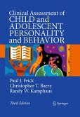 Clinical Assessment of Child and Adolescent Personality and Behavior (eBook, PDF)
