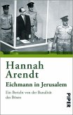 Eichmann in Jerusalem (eBook, ePUB)