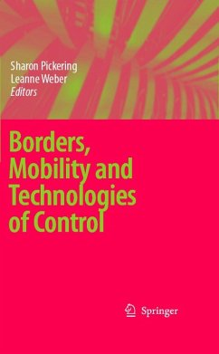 Borders, mobility and technologies of control (eBook, PDF)
