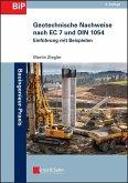 Geotechnische Nachweise nach EC 7 und DIN 1054 (eBook, PDF)