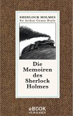 Memoiren des Sherlock Holmes (eBook, ePUB)