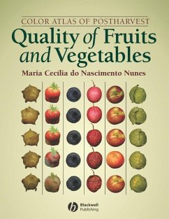 Color Atlas of Postharvest Quality of Fruits and Vegetables (eBook, PDF) - Nunes, Maria Cecilia Do Nascimento