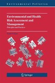 Environmental and Health Risk Assessment and Management (eBook, PDF)