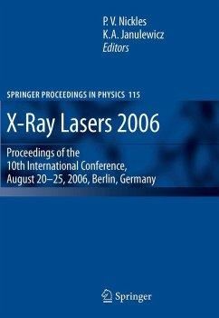 X-Ray Lasers 2006 (eBook, PDF)