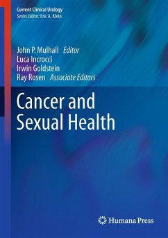 Cancer and Sexual Health (eBook, PDF)