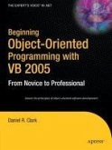 Beginning Object-Oriented Programming with VB 2005 (eBook, PDF)