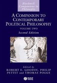 A Companion to Contemporary Political Philosophy (eBook, PDF)