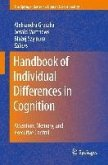Handbook of Individual Differences in Cognition (eBook, PDF)