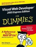 Visual Web Developer 2005 Express Edition For Dummies (eBook, PDF)