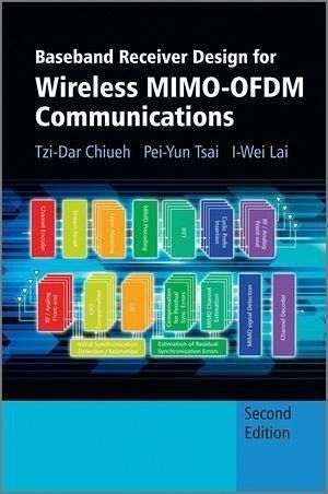 Baseband Receiver Design for Wireless MIMO-OFDM Communications (eBook, PDF)
