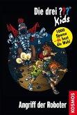 Angriff der Roboter / Die drei Fragezeichen-Kids und du Bd.8 (eBook, ePUB)