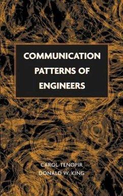 Communication Patterns of Engineers (eBook, PDF) - Tenopir, Carol; King, Donald W.
