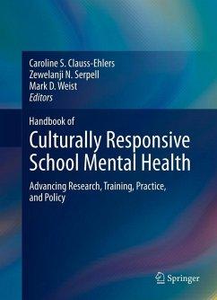 Handbook of Culturally Responsive School Mental Health (eBook, PDF)