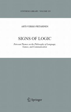 Signs of logic (eBook, PDF) - Pietarinen, Ahti-Veikko