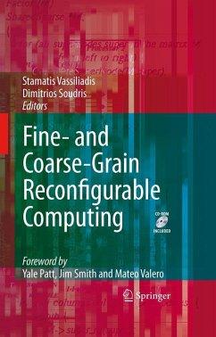 Fine- and Coarse-Grain Reconfigurable Computing (eBook, PDF)