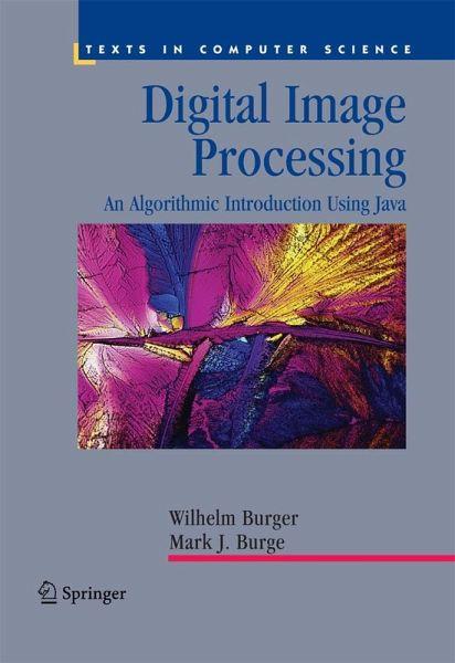 Image Processing Textbook Pdf