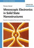 Mesoscopic Electronics in Solid State Nanostructures (eBook, PDF)