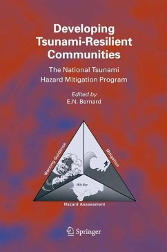 Developing Tsunami-Resilient Communities (eBook, PDF)