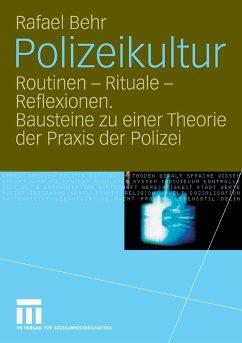 Polizeikultur (eBook, PDF)