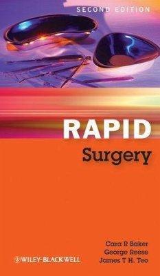 Rapid Surgery (eBook, PDF) - Baker, Cara R.; Reese, George; Teo, James T. H.