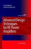 Advanced design techniques for RF power amplifiers (eBook, PDF)