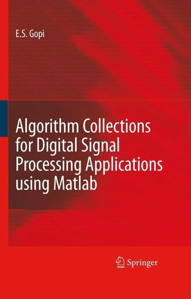 Algorithm Collections for Digital Signal Processing Applications Using  Matlab (eBook, PDF)