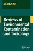 Reviews of Environmental Contamination and Toxicology 201 (eBook, PDF)