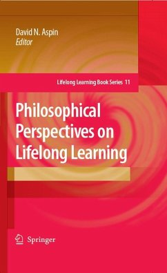 Philosophical Perspectives on Lifelong Learning (eBook, PDF)