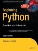 Beginning Python (eBook, PDF)