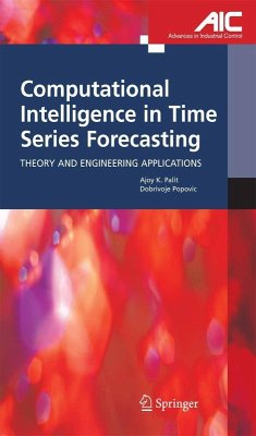 Computational Intelligence in Time Series Forecasting (eBook, PDF) - Palit, Ajoy K.; Popovic, Dobrivoje