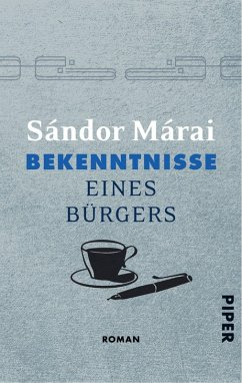 Bekenntnisse eines Bürgers (eBook, ePUB) - Márai, Sándor