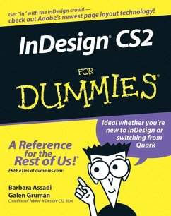 InDesign CS2 For Dummies (eBook, PDF) - Assadi, Barbara; Gruman, Galen
