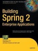 Building Spring 2 Enterprise Applications (eBook, PDF)