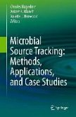 Microbial Source Tracking: Methods, Applications, and Case Studies (eBook, PDF)