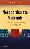 Nanoparticulate Materials (eBook, PDF)