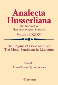 The Enigma of Good and Evil; The Moral Sentiment in Literature (eBook, PDF)