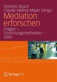 Mediation erforschen (eBook, PDF)