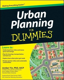 Urban Planning For Dummies (eBook, ePUB) - Yin, Jordan