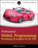 Professional WebGL Programming (eBook, PDF)