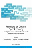 Frontiers of Optical Spectroscopy (eBook, PDF)
