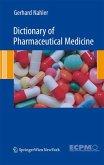 Dictionary of Pharmaceutical Medicine (eBook, PDF)