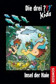 Insel der Haie / Die drei Fragezeichen-Kids Bd.41 (eBook, ePUB)