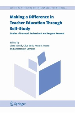 Making a Difference in Teacher Education Through Self-Study (eBook, PDF)
