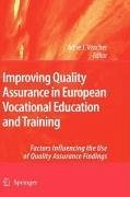 Improving Quality Assurance in European Vocational Education and Training (eBook, PDF)