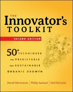 The Innovator's Toolkit (eBook, PDF) - Silverstein, David; Samuel, Philip; Decarlo, Neil