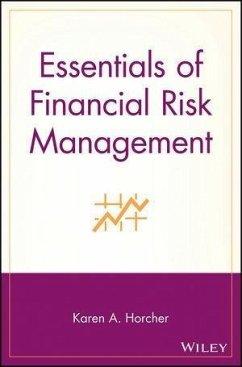 Essentials of Financial Risk Management (eBook, ePUB) - Horcher, Karen A.